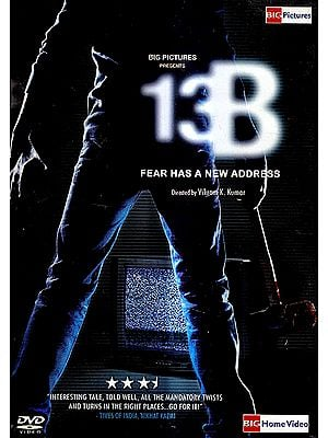 13B: Fear Has a New Address  (DVD)
