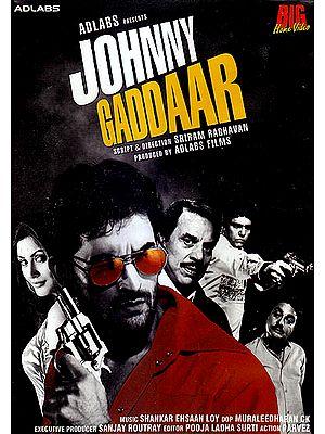 Treacherous Johnny (Johnny Gaddaar) (DVD)