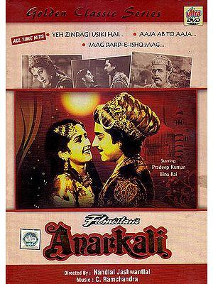 Anarkali: Golden Classics Series (DVD)