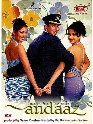 Andaaz: Passion Has Two Faces (DVD)