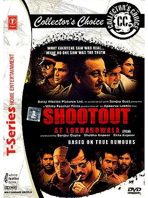 Shootout At Lokhandwala (Set of 2 DVDs)