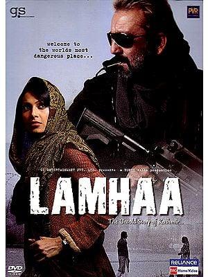 Lamhaa: The Untold Story of Kashmir (DVD)