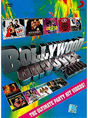Bollywood Grooves 2010: The Ultimate Party Hit Videos (DVD)
