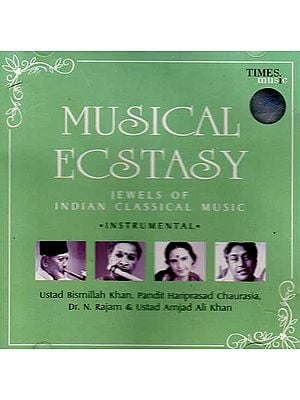 Musical Ecstasy Instrumental (Audio CD)