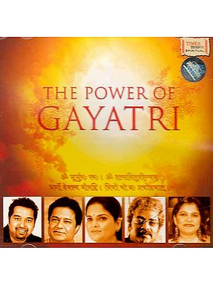 The Power of Gayatri (Audio CD)
