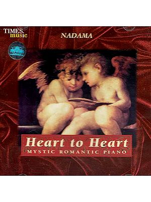 Heart to Heart (Mystic Romantic Piano) (Audio CD)