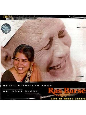 Ras Barse (Live at Nehru Centre) (Audio CD)