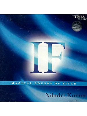 IF Magical Sounds of Sitar (Audio CD)