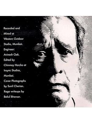 Unsung Pandit Bhimsen Joshi (Raga Kaunsi Kanada) (Audio CD)