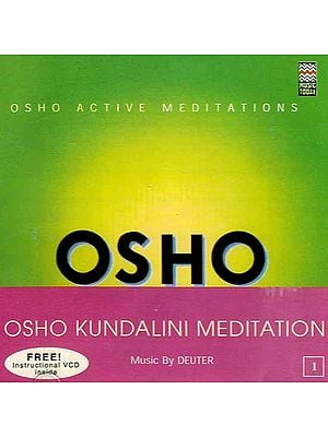 Osho Kundalini Meditation (Osho Active Meditations) (Audio CD)