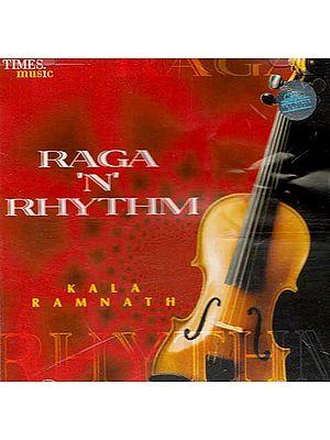 Raga 'N' Rhythm (Audio CD)