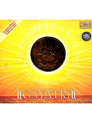 Gayatri (With Booklet Inside & Meditation Cards) (Audio CD)