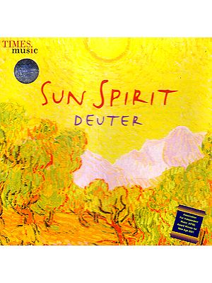 Sun Spirit  (Audio CD)