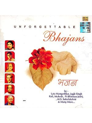 Unforgettable Bhajans (Audio CD)