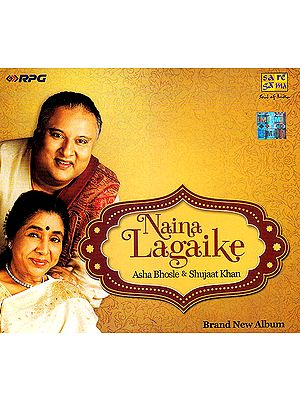 Naina Lagaike (With Booklet Inside) (Audio CD)
