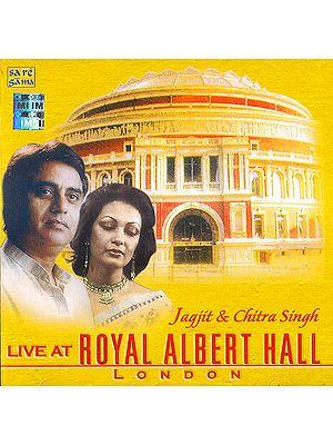 Jagjit Singh and Chitra Singh Live At Royal Albert Hall London (Audio CD)