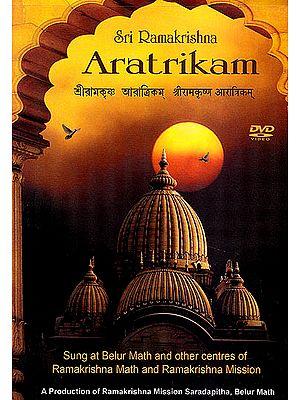 Sri Ramakrishna Aratrikam (DVD)