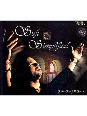 Sufi Simplified (Audio CD)