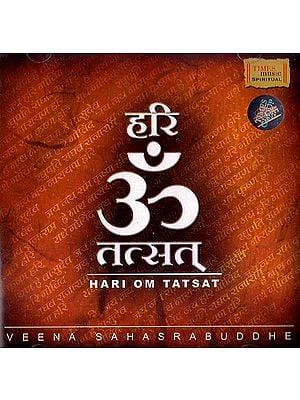 Hari Om Tatsat (Audio CD)