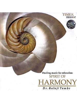 Spirit of Harmony: Healing Music For Relaxation (Audio CD)