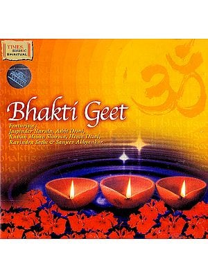 Bhakti Geet (Audio CD)