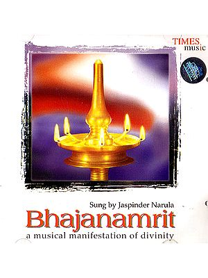 Bhajanamrit A Musical Manifestation of Divinity (Audio CD)