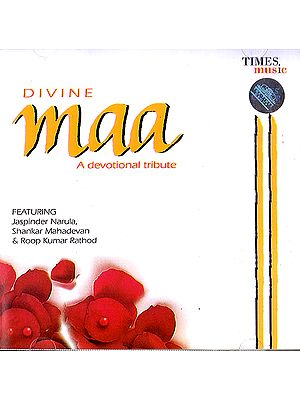 Divine Maa: A Devotional Tribute  (Audio CD)