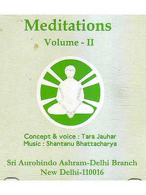 Meditations Vol. II (Audio CD)