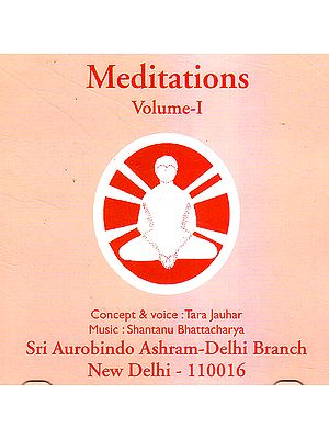 Meditations Vol. 1 (Audio CD)
