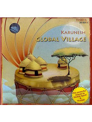 Global Village: The Powerful Sequel to Global Spirit & Punjab (Audio CD)
