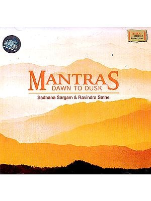 Mantras Dawn to Dusk (Audio CD)