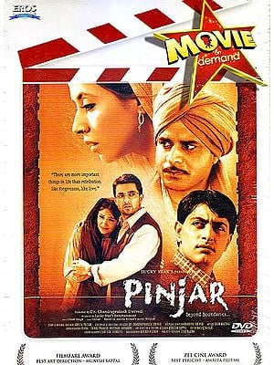 Pinjar (DVD)