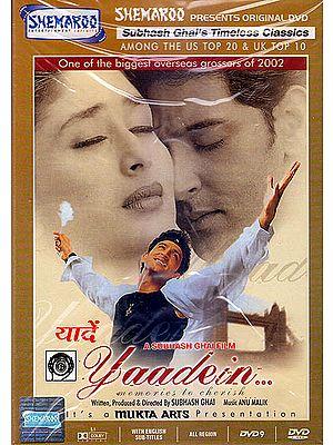 Yaadein (DVD)