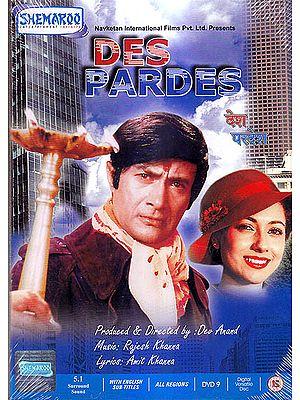 Des Pardesh (DVD)