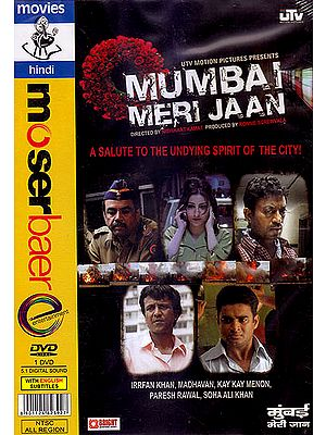 Mumbai Meri Jaan: A Salute To The Undying Spirit of the City (DVD)