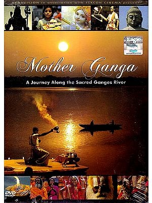 Mother Ganga: A Journey Along the Sacred Ganges River (DVD)