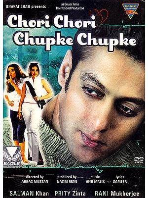 Chori Chori Chupke Chupke (DVD)
