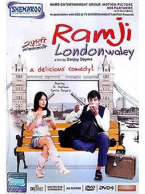 Ramji London Waley: A Delicious Comedy  (DVD)
