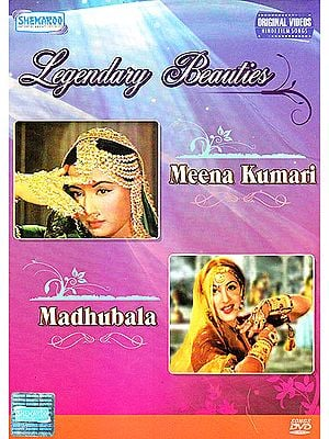 Meena Kumari & Madhubala: Legendary Beauties (Original Film Songs)