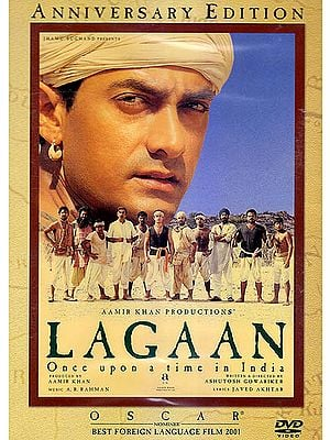 Lagaan Once Upon A Time In India (DVD)