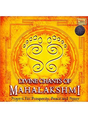 Divine Chants of Mahalakshmi (Audio CD)