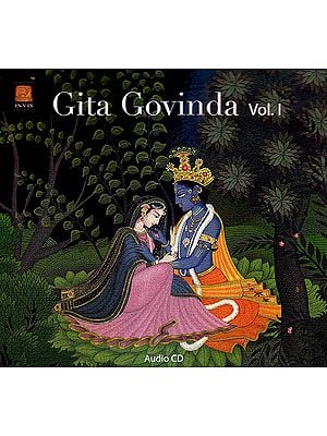 Gita Govinda (Vol. I) (Audio CD)