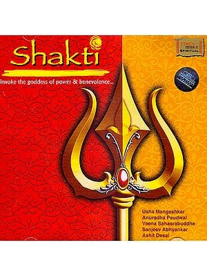 Shakti: Invoke The Goddess of Power & Benevolence… (Audio CD)