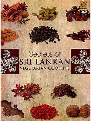 Secrets of Sri Lankan Vegetarian Cooking (DVD)