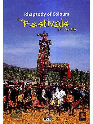 Rhapsody of Colors: The Festivals of Kerala (DVD)