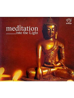 Meditation Into The Light  (Audio CD)
