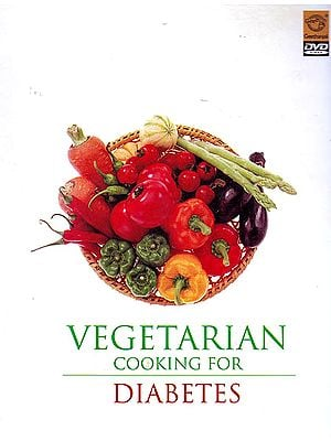 Vegetarian Cooking For Diabetes  (DVD)