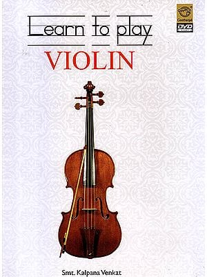 Learn To Play Violin  (DVD)