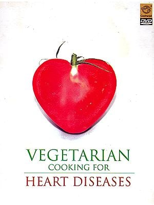 Vegetarian Cooking For Heart Diseases   (DVD)