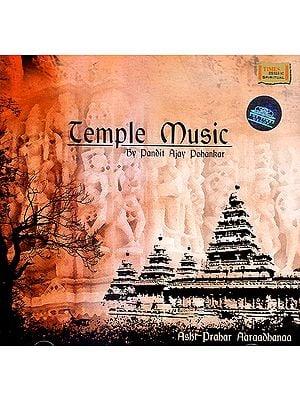 Temple Music (Audio CD)